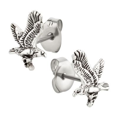 Ohrstecker 925 Silber Adler