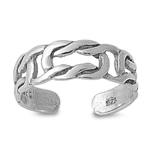 Zehenring 925 Silber Modell 15