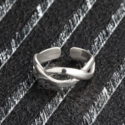Zehenring 925 Silber Modell 26 Infinity