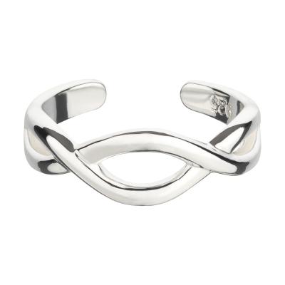 Zehenring 925 Silber Modell 27 Infinity 2