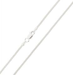 Korean Kette 925 Sterling Silber 2 mm