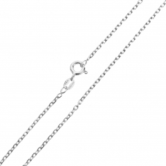 Ankerkette 925 Sterling Silber 1,1 mm