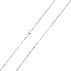 Veneziakette 925 Sterling Silber 1,5 mm