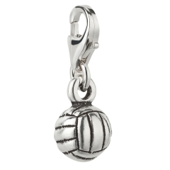 Charm / Anhänger 925 Silber Volleyball
